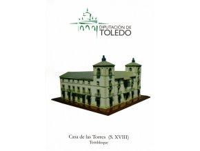 Tembleque - palácový dům