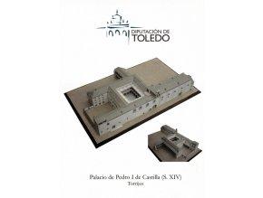 Torrijos - palác Dona Pedra