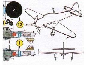Mitsubishi A6M2a Zero Fighter typ 11