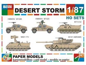 Desert Storm - Pouštní bouře