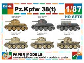 LT-38 Pz.KpfW 38(t)