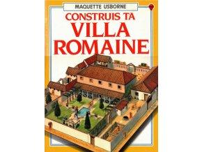 Římský dům - Villa Romaine