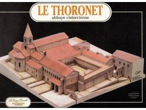 Le Thoronet - cisterciánské opatství