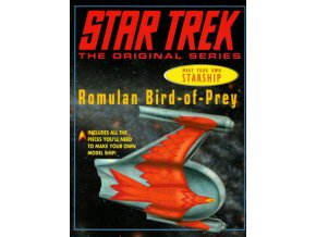 Star Trek - Romulan Bird-of-Prey