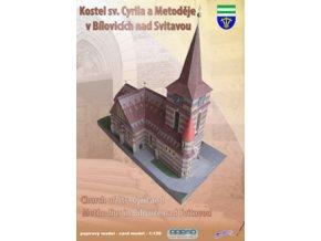 Kostel sv. Cyrila a Metoděje - Bílovice nad Svitavou