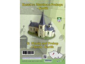 Kostel sv. Martina a Prokopa - Karlík
