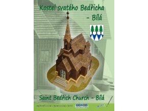 kostel sv. Bedřicha - Bílá
