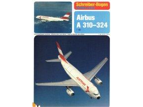Airbus A 310-324 - bez obalu