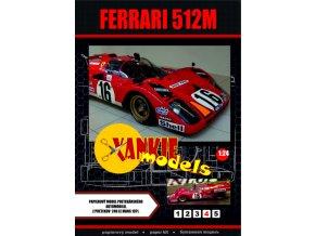 Ferrari 512M - Le Mans 1971 [16]