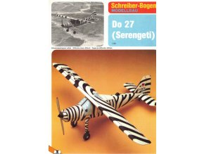 Dornier Do 27 Serengeti