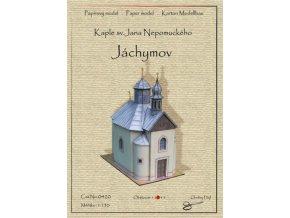 Jáchymov - kaple sv. Jana Nepomuckého