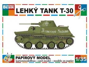 lehký tank T-30