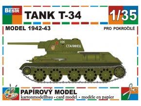 T-34 model 1942-43
