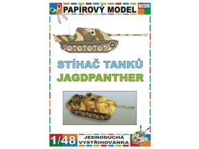 stíhač tanků Jagdpanther