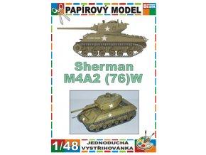 M4A2 (76)W Sherman