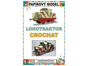 lokotraktor Crochat