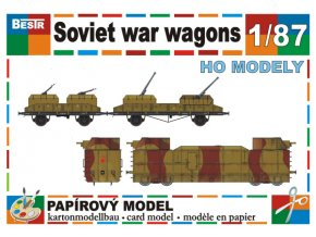 Soviet war wagons
