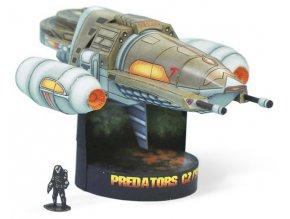 predátorská loď