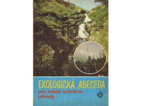 Ekologická abeceda pro mladé ochránce přírody