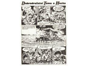 Dobrodružství Toma a Hucka