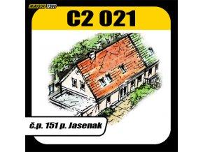 č.p. 151 p. Jasenak, Javorová ulice