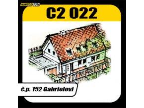 č.p. 152 Gabrielovi, Javorová ulice