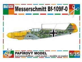 Messerschmitt Bf-109 F-0