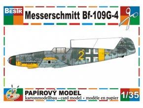 Messerschmitt Bf-109 G-4