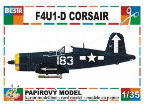 F4U1-D Corsair