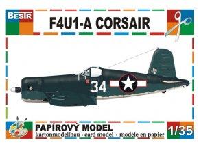 F4U1-A Corsair