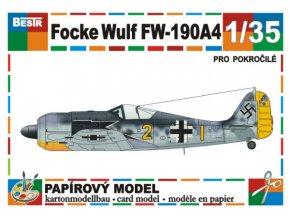 Focke-Wulf - 190 A4