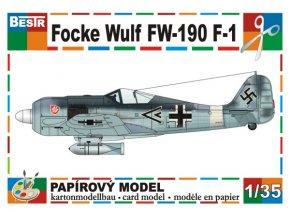 Focke-Wulf - 190 F-1