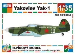 Yakovlev Yak-1 - Sovětský svaz