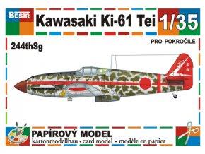 Kawasaki Ki-61 Tei