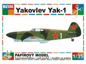 Yakovlev Yak-1 - Sovětský svaz, Baranov