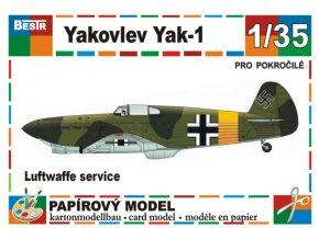 Yakovlev Yak-1 - Německo, Luftwaffe service