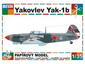 Yakovlev Yak-1 - Sovětský svaz, Green