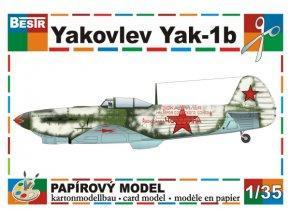 Yakovlev Yak-1b - Sovětský svaz, zimní verze
