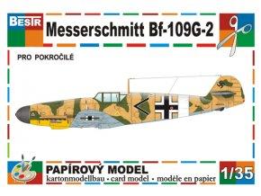 Messerschmitt Bf-109 G-2