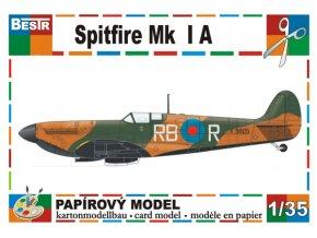 Spitfire Mk I A Early