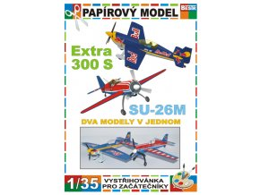 Extra 300 S + SU-26M