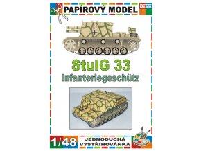 StuIG 33 - Infanteriegeschütz