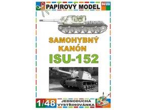 ISU-152 - zimní verze