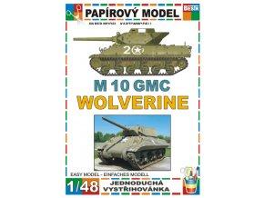 M 10 GMC Wolverine