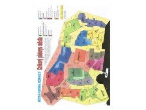 MPR 2 - celkový půdorys města