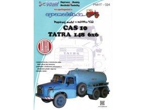 CAS 10 Tatra 148 6x6