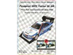 Peugeot 405 Turbo 16 GR [2]