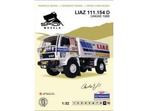 LIAZ 111.154 D 1988 [617] [616]