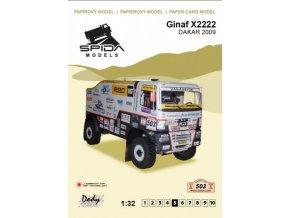 Ginaf X2222 Dakar 2009 [503]