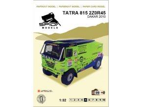 Tatra 815 2T0R45 Dakar 2010 [510]